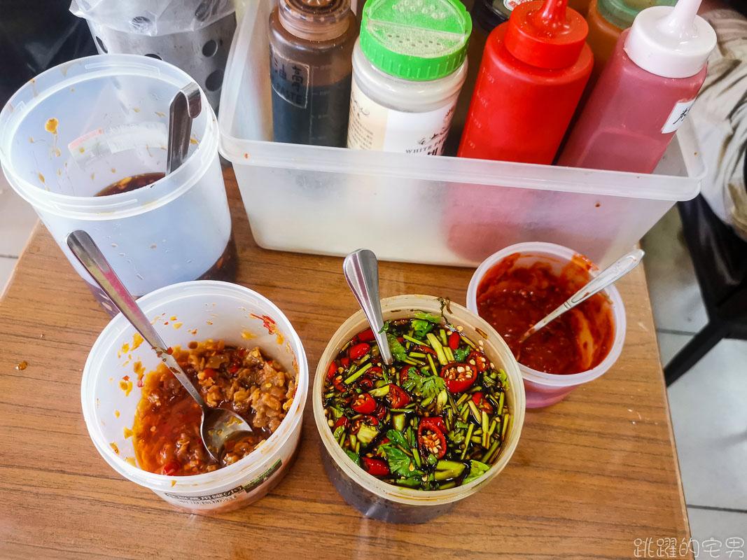 [花蓮早餐]小不點賣早餐-炒米粉口感水嫩 ,越吃越順口啊(原台電營業所對面美而美) 花蓮小吃 花蓮美食