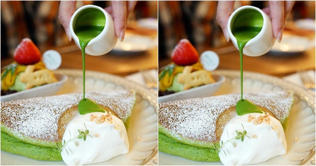 [花蓮美食]小巷茉莉 MôLi Café-舒芙蕾鬆餅好好吃 環境超美  花蓮咖啡店推薦 @跳躍的宅男