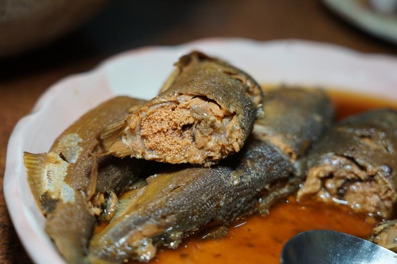 [苗栗苑裡美食]聞香下馬-食尚玩家推薦美食 這家中了化骨綿掌香魚  黑金苦瓜  悶土雞及各式盆菜 太值得一吃