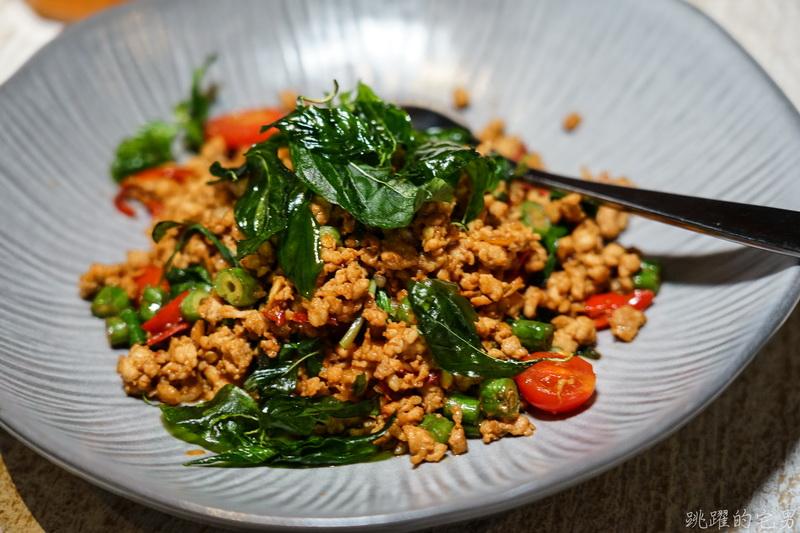 台北劍南站美食-Woo TAIWAN泰式料理-真的是泰國原裝進口網美餐廳,超級好拍又好吃  大直ATT美食推薦