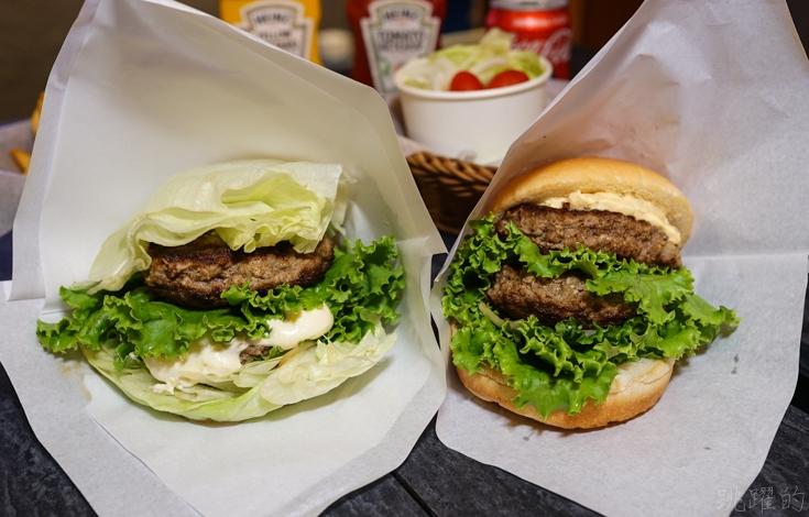 [台北大安區美食]WAGYU BURGER和牛漢堡- 100%和牛漢堡只要180元 還有生酮漢堡可以吃ㄟ 信義安和美食 @跳躍的宅男