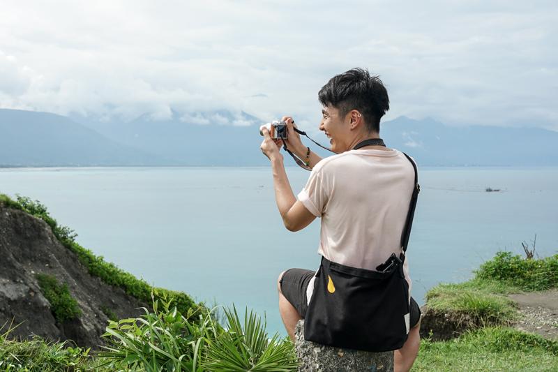 [花蓮景點]四八高地俯看太平洋美景  IG熱門打卡點 七星潭周遭景點