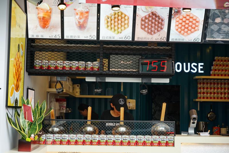 [花蓮甜點]波波食堂雞蛋仔花蓮中山店-大推莓果雞蛋仔、花生黑盆與肉鬆雞蛋仔 口感脆酥我好愛 花蓮市美食