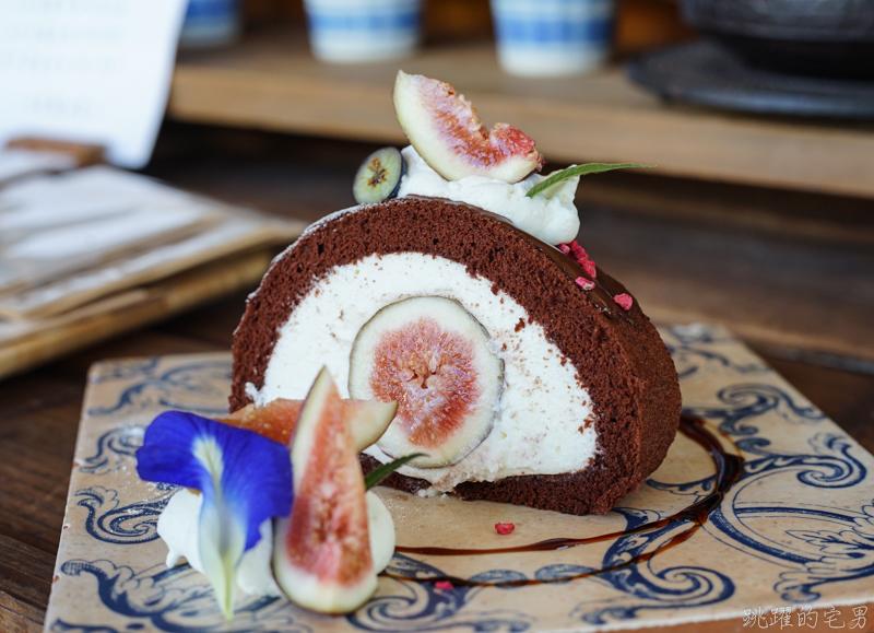[花蓮美食]5+商行-甜點好吃誘人 環境舒服餐點美味 好適合約會唷  花蓮甜點推薦 花蓮下午茶