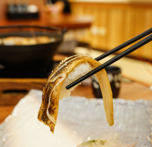 [花蓮美食]櫻花壽司-熱呼呼烏龍麵湯頭鮮美好喝 星鰻握壽司也太豪爽了吧 花蓮日本料理  花蓮市美食  foodpanda花蓮外送