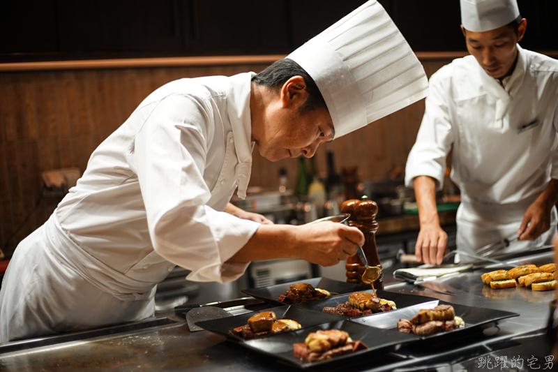 [澳門美食]山本秀正餐廳-超厚鵝肝超誇張 豐厚滋味滋味讓人印象深刻 午間套餐更優惠 全球主廚獎  Hide Yamamoto 新濠影滙美食