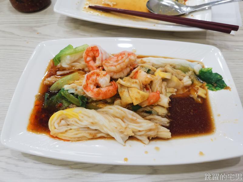 [花蓮美食]鮮蒸腸粉-現點現做 Q軟好吃的腸粉 蝦子有夠新鮮 花蓮早餐推薦 賣到下午2點 醬汁多更好吃