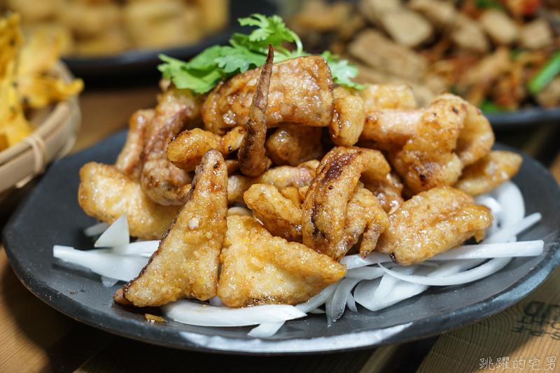 [花蓮瑞穗美食]1+2訪原饗屋-大推炸牛蒡,黃金玉米雞油脂豐富好好吃 富源美食推薦
