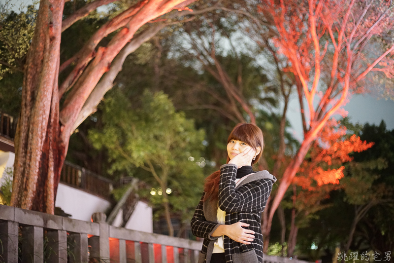 IG網美拍起來! 板橋林家花園光雕穿梭時空耍浪漫 蝶舞光綴跟我這樣拍 樓亭閣樓古典風美到炸 新北市民免費入場,週5週6夜間限定,一連2個月拍好拍滿