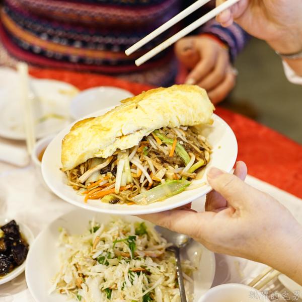 [台北美食]北平上園樓-合菜戴帽真的不只是炒蔬菜加蛋  貓耳朵、老滷羊羔凍  讓我重新愛上北方菜 胡天蘭推薦餐廳 善導寺美食 山西餐廳