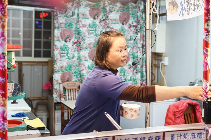 [東大門夜市美食]chi燒麻糬冰- 麻糬口感我喜歡  加上小農鮮奶米布丁口感好滑順  原看巷小燒麻糬冰