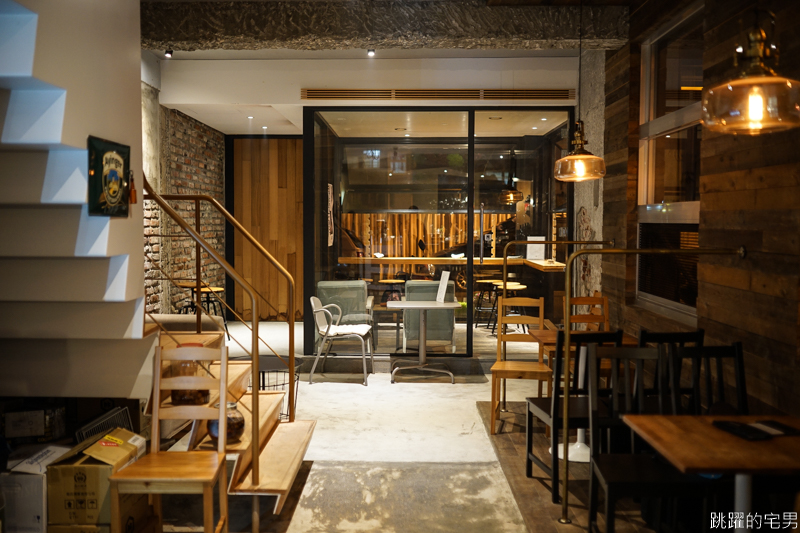 Cafe Copita 花蓮深夜咖啡廳 寧靜舒適空間 讓人無法忘記的熱可可&氮氣茶  花蓮夜晚的小確幸 @跳躍的宅男