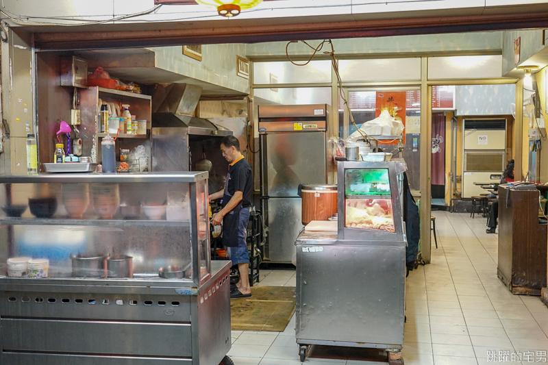 [雙連美食]巷弄裡古早味炸排骨 什錦麵 客氣老闆很加分 中山區美食 巧味美食