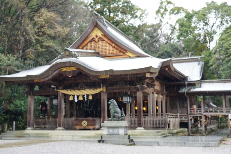 [愛媛宇和島景點]和靈神社-日本最大石製鳥居,每年7月22日至24日舉辦 和靈大祭 宇和島牛鬼祭 著名四國祭典 和霊神社 愛媛自駕行程