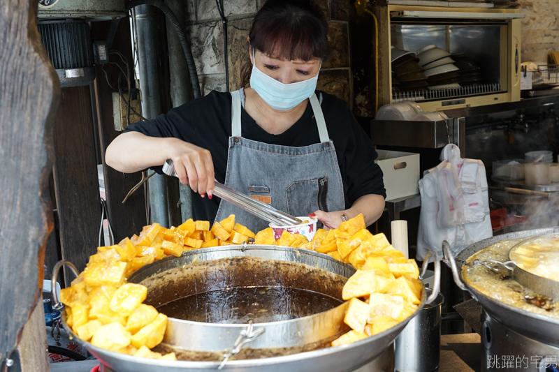 [嘉義美食] 完全愛上這間蜜番薯  甜滋滋又不膩口 好吃的讓人難忘  咱台灣人的冰  台灣人蕃薯糖圓仔湯  嘉義冰店推薦