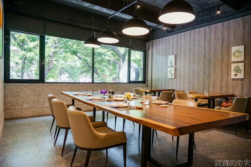 Podium 台北私廚  一餐一組客人 獨享舒適無壓力用餐空間 熟成21天胭脂鴨胸法式料理  煙燻桂丁雞柴魚片