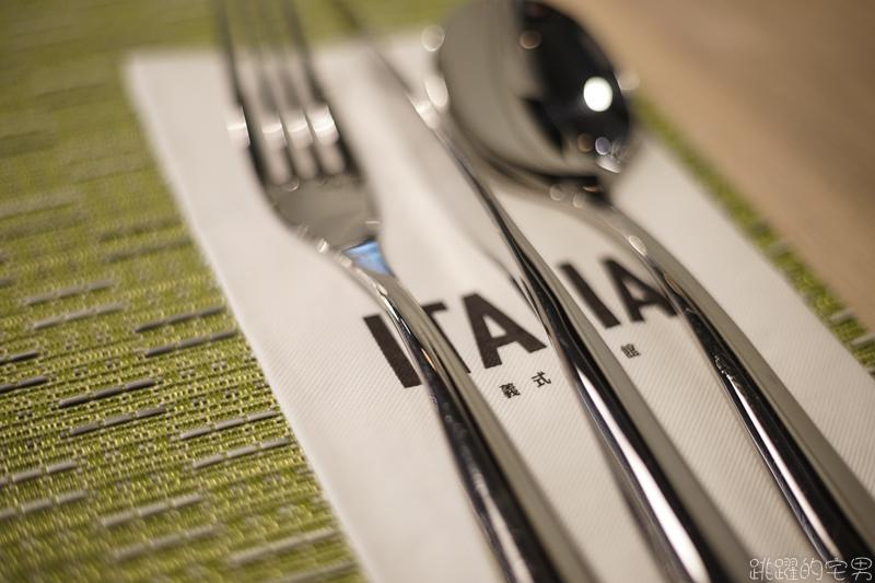 [花蓮美食] italia義式餐酒館-手工義大利麵口感超彈牙 環境空間舒適  義大利餃濃厚滋味讓人印象深刻  提拉米蘇推薦