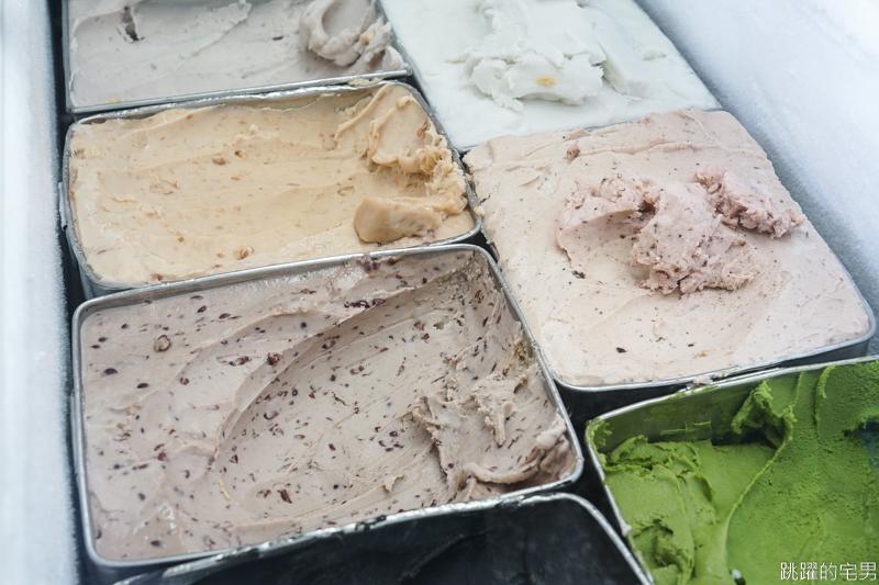 [永和美食]和美冰果室-永和70年冰店 從未聽過李鹹冰淇淋超好吃 一口秒回小時候 古早滋味只有這裡有    永和冰店推薦 和美冰果室菜單 @跳躍的宅男