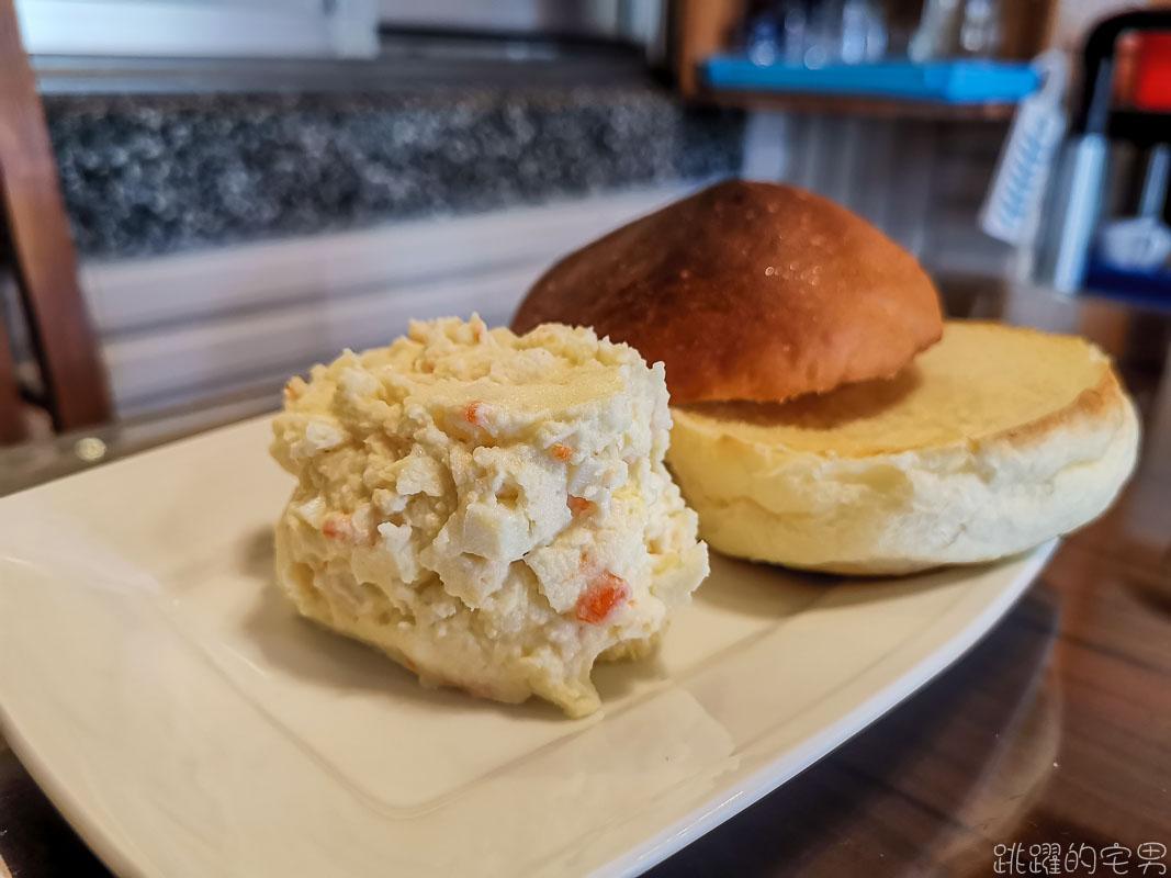 [花蓮美食]二姐民宿早午餐-隱身民宿美味早午餐  數不清的蔬菜水果新鮮滿點 高鈣起司超美味 值得再訪的花蓮早午餐