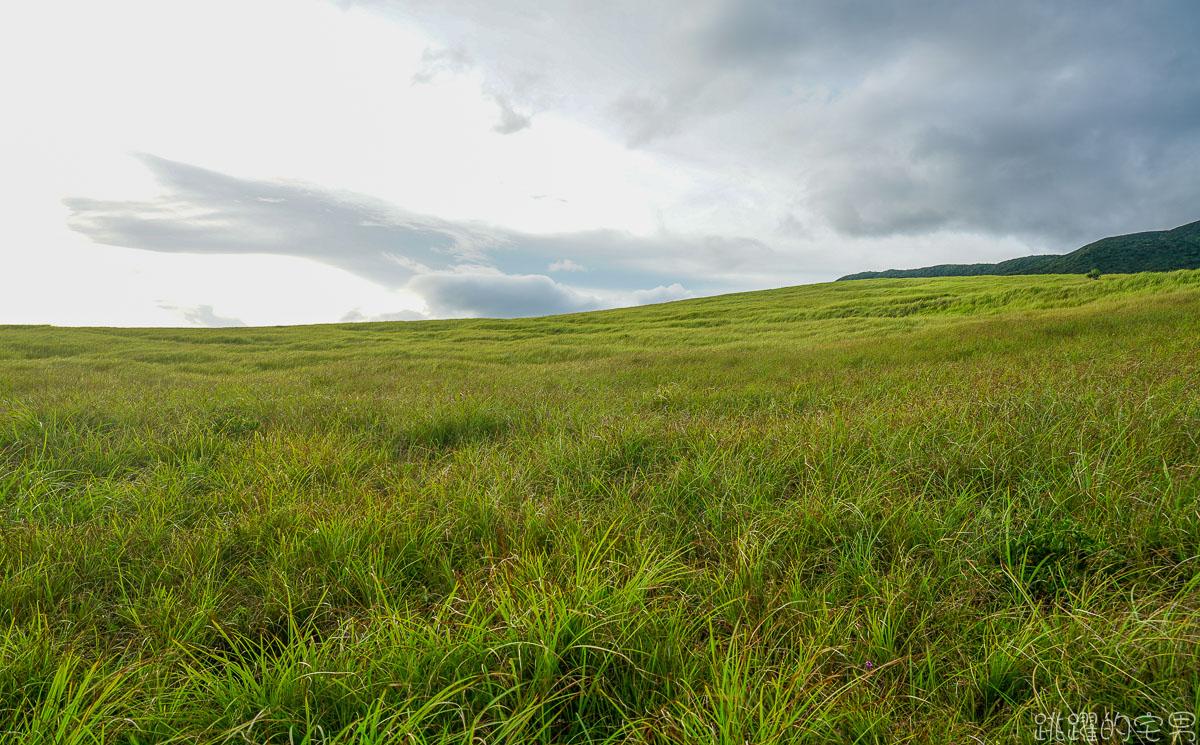 [蘭嶼景點]青青草原-看蘭嶼夕陽必去景點  草原大得驚人 踏青野餐好去處  附詳細入口地圖