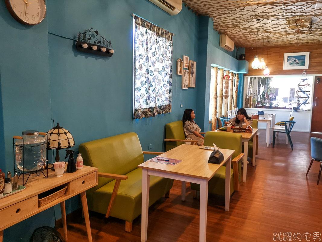 [花蓮美食]曼慢來早午餐- 輕鬆享受吃飯空間  早上9點營業 花蓮早午餐推薦