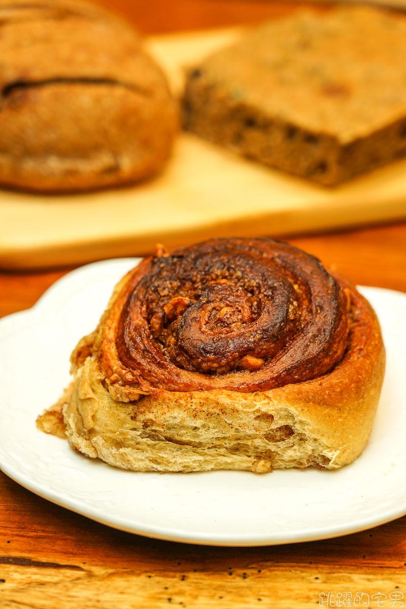 [花蓮美食]Gaston + Gaby 法式烘培坊- 法國人開了間沒招牌的麵包店 使用台灣喜願有機麵粉-傳統酵母長時間發酵  肉桂捲 酸種麵包 佛卡夏  花蓮麵包店