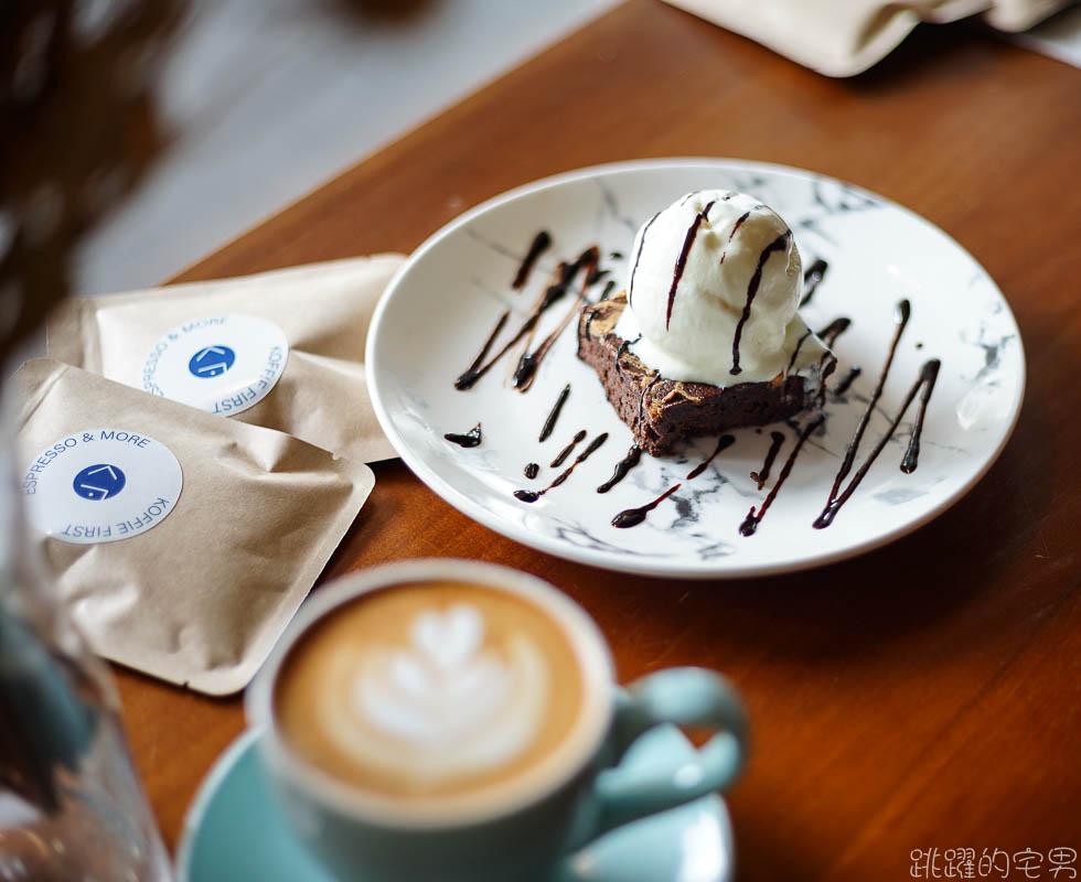 雪莉桶威士忌起司蛋糕 濃厚不囉嗦的直觀美味 北港花生布朗尼 咖啡優先 民權西路站咖啡廳 大同區不限時有插座咖啡廳  咖啡優先菜單  台北不限時咖啡廳