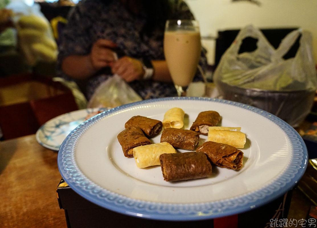 [宅配美食] 來自來自阿里山腳下的手工蛋捲  酥嫩脆三種口感層次 冷藏吃風味更好    歐斯特爆漿手工蛋捲  歐斯特烘焙坊Oster