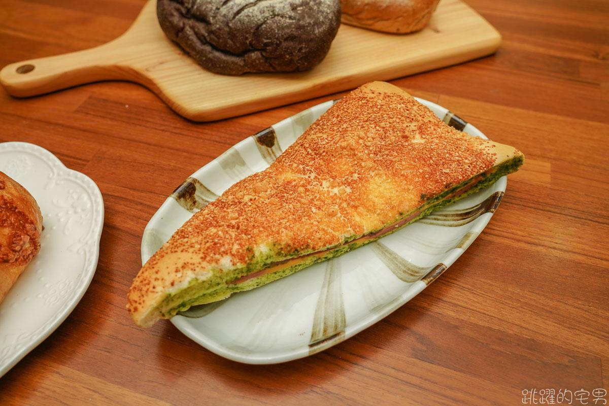 [花蓮美食]遇見烘焙坊-這間麵包口感我喜歡  鮮奶蛋塔 芋泥肉鬆、沖繩黑糖麵包滋味豐富很可以 剝皮辣椒雞麵包 ! 花蓮麵包店