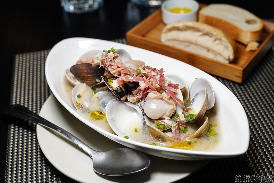[花蓮美食]Restaurant Barcelona 西班牙主廚在花蓮 必點雪莉酒蛤蠣 美味海鮮燉飯 義大利麵 花蓮異國料理 花蓮後火車站美食