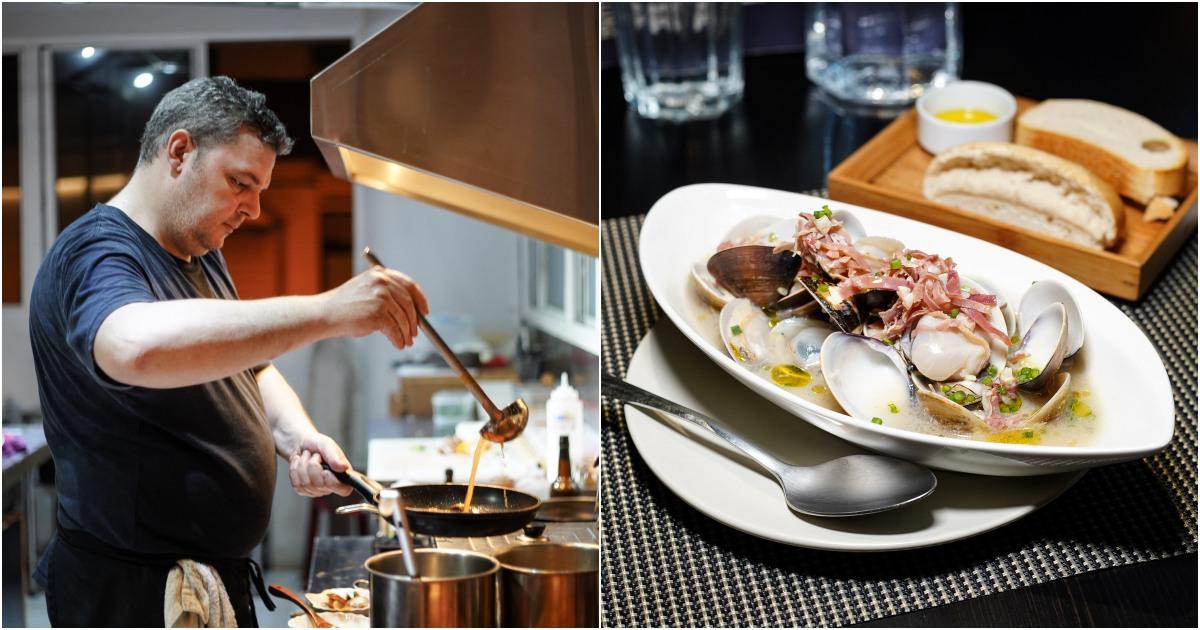 今日熱門文章:[花蓮美食]Restaurant Barcelona 西班牙主廚在花蓮 必點雪莉酒蛤蠣 美味海鮮燉飯 義大利麵 花蓮異國料理 花蓮後火車站美食