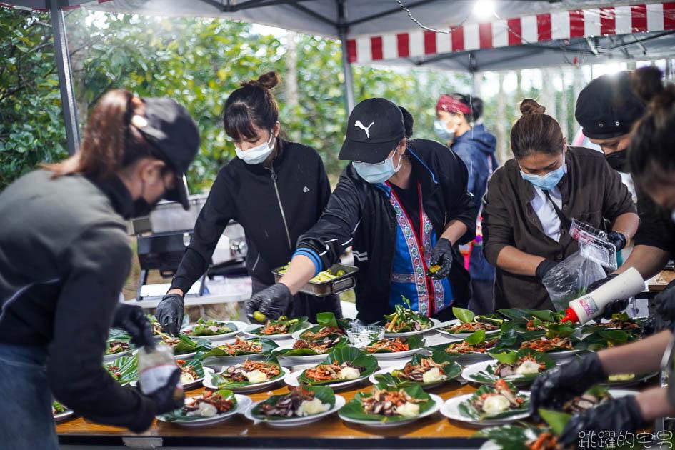 瑞穗美食再進化 英國藍帶主廚結合在地鮮食 越在地越國際 瑞穗風味餐 你吃過嗎 遇見kohkoh-瑞穗部落小旅行