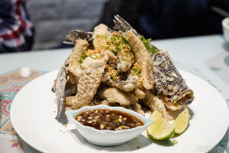 [花蓮美食]3訪香茅廚房泰式料理- 從泰國米其林藍象Blue Elephant出來的廚師開的泰式料理 提供自家手作新鮮醬料 提倡天然飲食 香茅廚房泰式料理菜單 @跳躍的宅男