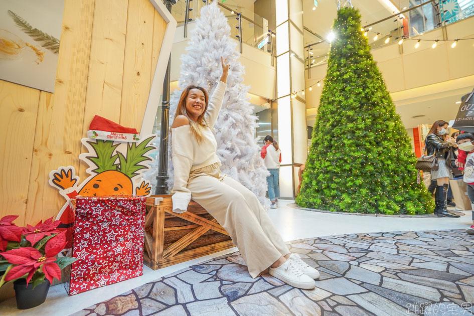 2020全台最美室內聖誕市集 中壢大江購物中心『501號聖誕市集』、『北歐耶誕雪屋造景』挑戰最強偽出國打卡點 全台知名美食快閃店進駐大江,買一波吃一波就對了 2020必敗購物中心