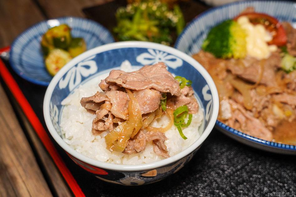 [花蓮美食]神田屋家庭料理-這家日式漢堡排 滿滿肉汁 入口肉汁鮮甜又夠味 根本專賣店等級 大推!! 花蓮日式料理 花蓮日本料理