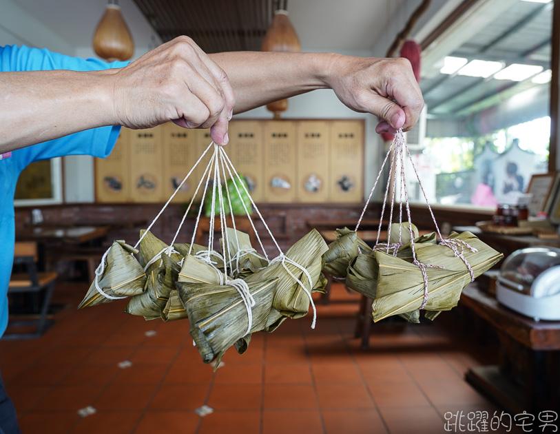 [花蓮美食]吉鄉好粽-花蓮鹼粽哪裡買 中元普渡供品拜拜鹼粽、紅豆鹼粽  冰涼Q彈夏天吃超讚 整串拜誠心又吉利 花蓮粽子
