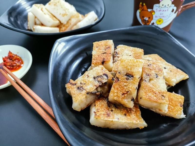 [花蓮美食]滿堂古早味中式早點-推薦自製鹹粿、蘿蔔糕 @跳躍的宅男