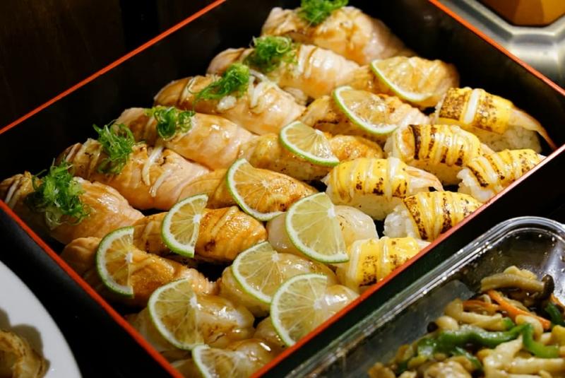 今日熱門文章:[花蓮美食]耕壽司-料理選擇多樣 炙燒壽司我喜歡啊