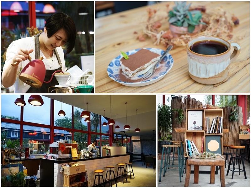 [花蓮吉安咖啡廳]FUN Table cafe 餐桌咖啡搬新家 手沖咖啡/甜點下午茶/早午餐&銘師傅餐廳 @跳躍的宅男