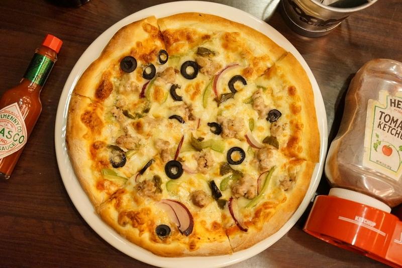 即時熱門文章:[花蓮美食]二訪BOOM BURGER-披薩好吃口感好啊