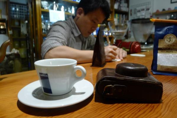 [吉安]伯揚咖啡-only Coffee @跳躍的宅男
