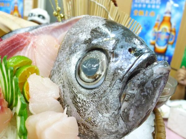 [花蓮海鮮餐廳推薦]美崙海鮮料理-家有漁船本港海鮮超新鮮 花蓮必吃的現撈海鮮  花蓮美食 @跳躍的宅男