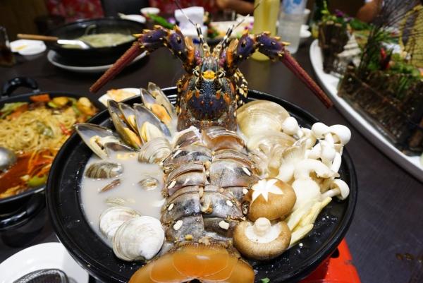 [花蓮美食]夯肉-讓人驚豔的頂級海鮮料理 夯肉不只是夯肉 @跳躍的宅男