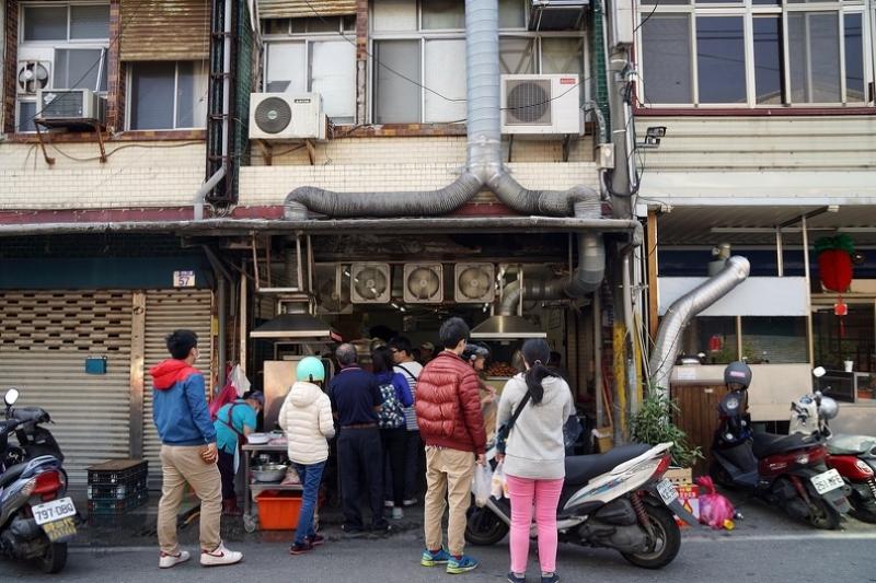 [花蓮]三花(德安)中式早餐店-多年不見依舊美味 @跳躍的宅男