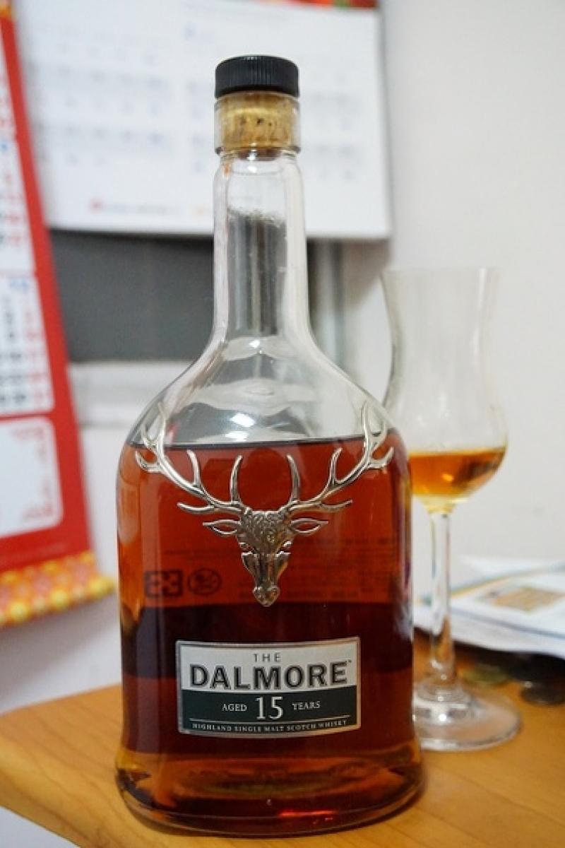 [蘇格蘭高地區]大摩15年單一純麥威士忌-原來已經是初夏了啊 @跳躍的宅男
