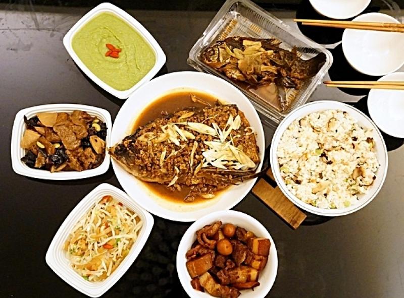 [花蓮][宅配]儂好儂好上海私房菜-今日訂餐 明晚新鮮外送到府  味道真是有功夫! @跳躍的宅男
