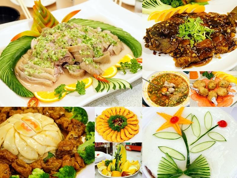 [台北捷運][松江南京站]御品閣酒家菜-雖不在我的記憶中 但是傳統酒家菜滋味讓我印象深刻啊! @跳躍的宅男