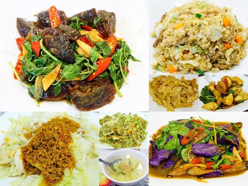[花蓮市區]慧萊素食養生炒飯專門店-好吃熱炒超下飯 讓我沒有在吃素食的感覺啊