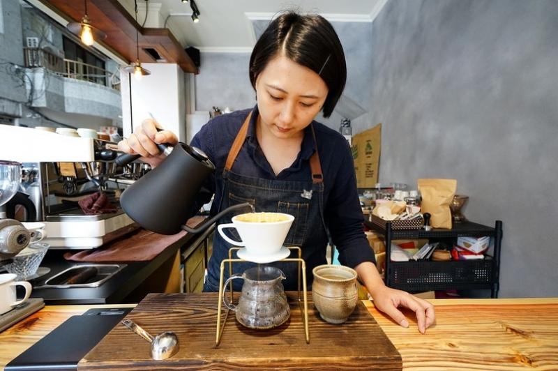 [花蓮市]FUN Table cafe 餐桌咖啡 @跳躍的宅男