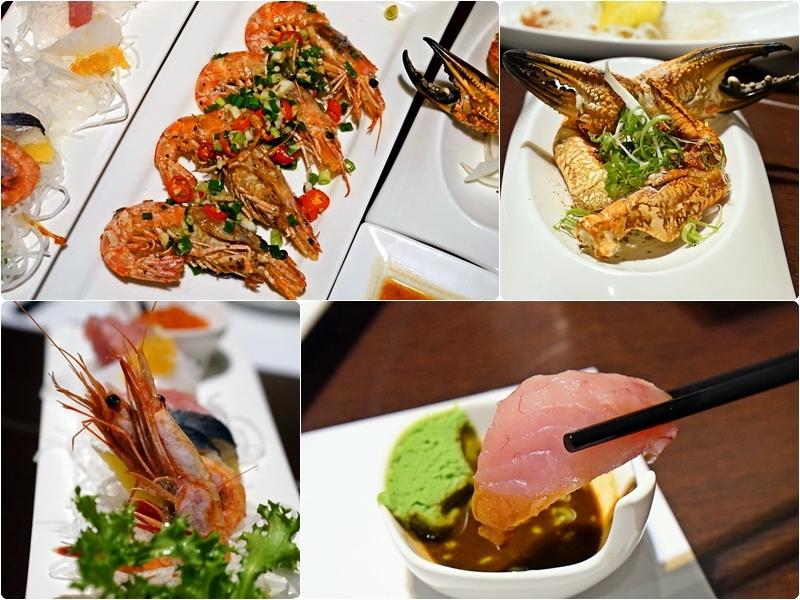 [花蓮市]米那度海吧餐廳-海鮮鮮度極佳啊!除了合菜之外,而且還有雙人精緻套餐,這家列為我的愛店 @跳躍的宅男